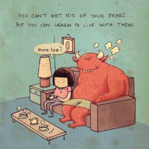 emozioni rabbia paura